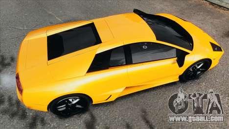 Lamborghini Murcielago LP640 2007 [EPM] for GTA 4 upper view