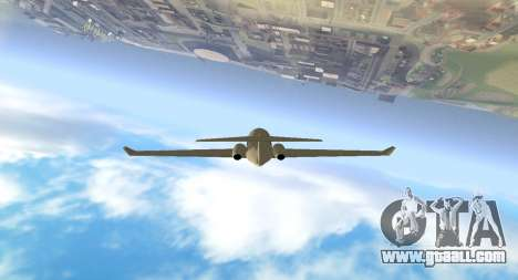 Plain Cam for GTA San Andreas forth screenshot