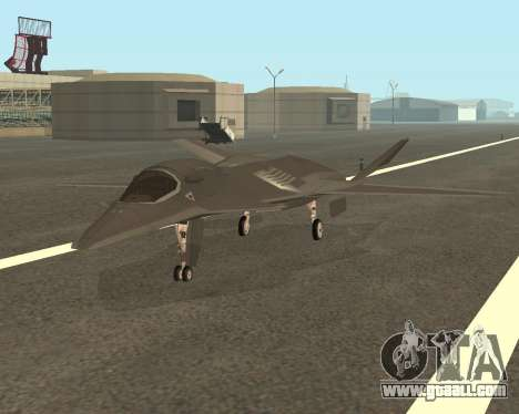 FA-37 Talon for GTA San Andreas