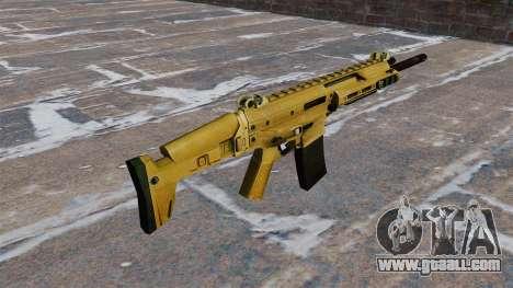 Assault rifle ACR 4.2 for GTA 4 second screenshot