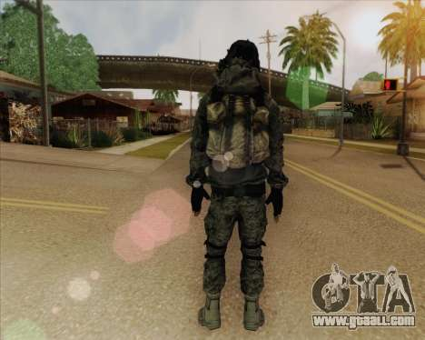 Russian Engineer for GTA San Andreas third screenshot