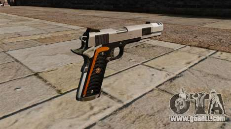 Colt 1911 Custom gun for GTA 4 second screenshot
