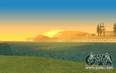 Timecyc v2.0 for GTA San Andreas fifth screenshot