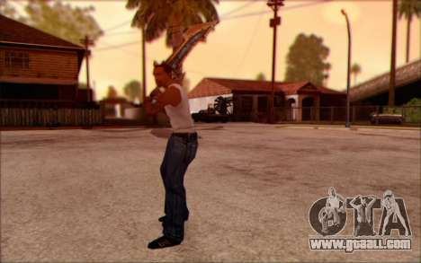 Kel′delar for GTA San Andreas third screenshot