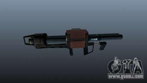 Halo Rocket Launcher for GTA 4 third screenshot