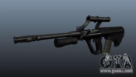 Steyr AUG automatic rifle for GTA 4