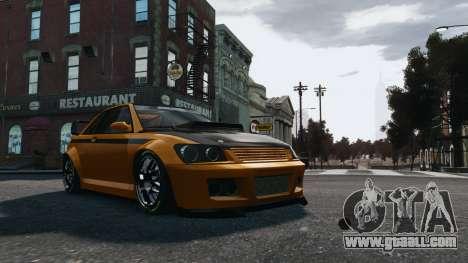 Sultan STI for GTA 4