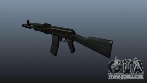 AK-102 for GTA 4 second screenshot