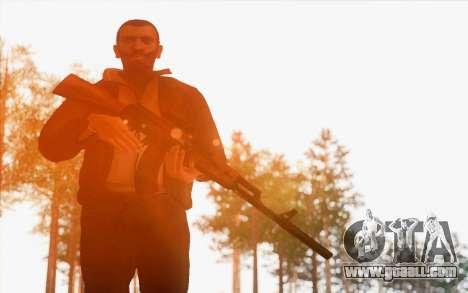FF SG ULTRA for GTA San Andreas third screenshot