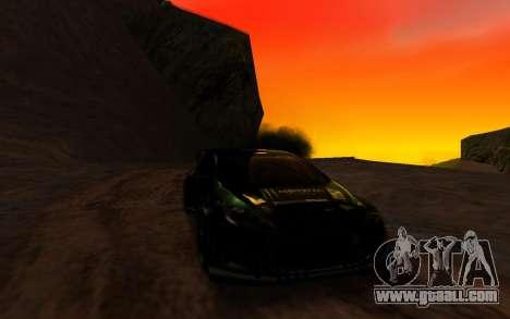 ENBSeries v3 for GTA San Andreas fifth screenshot