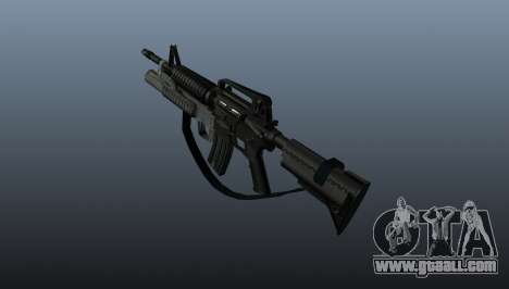 Automatic carbine M4A1 v1 for GTA 4 second screenshot