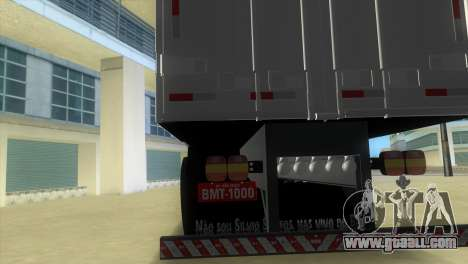 Volkswagen Constellation 24-250 for GTA Vice City right view
