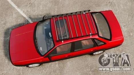 Volkswagen Passat B3 1995 for GTA 4 right view