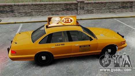 Real advertising on taxis and buses for GTA 4 eleventh screenshot