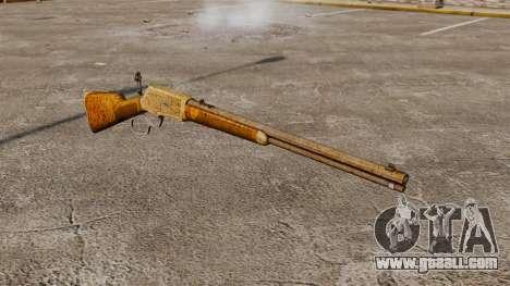 Gun cowboy for GTA 4