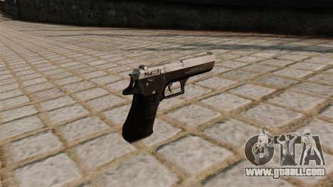 Jericho 941 pistol for GTA 4 second screenshot