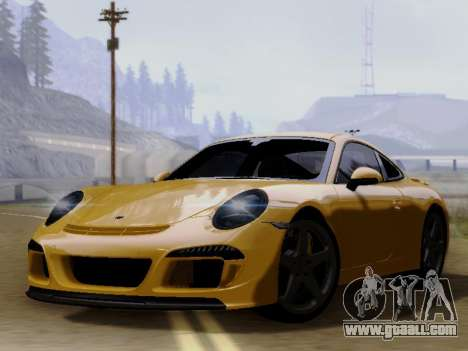 RUF RGT-8 for GTA San Andreas