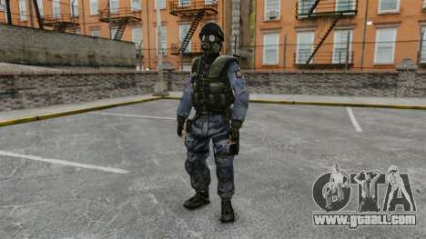 English commando SAS for GTA 4
