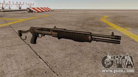 Franchi SPAS-12 shotgun Armageddon for GTA 4
