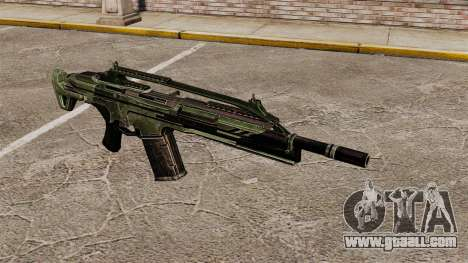 Automatic SCAR for GTA 4