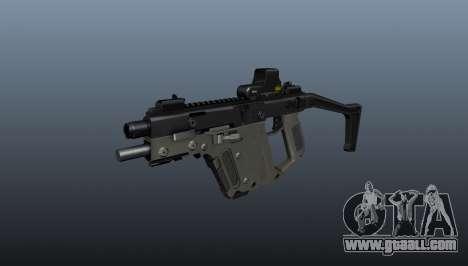 Submachine gun Kriss Super V for GTA 4