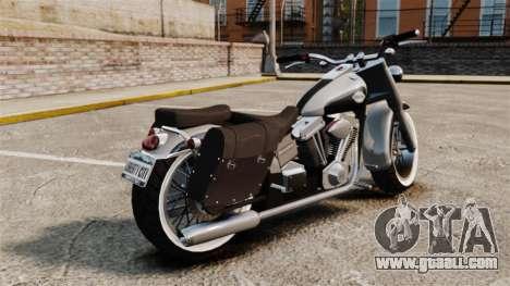 Custom Bobber v1 for GTA 4 left view