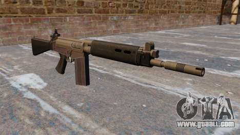 FN FAL battle rifle for GTA 4