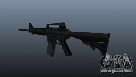 M4 Carbine for GTA 4 second screenshot