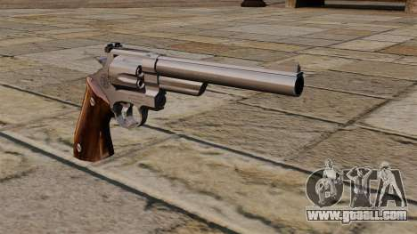 S&W M29 revolver 44Magnum. for GTA 4