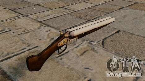 Sawed-off Shotgun for GTA 4 second screenshot