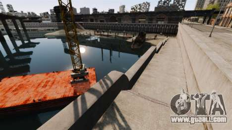 Bohan-Dukes Off Road Track for GTA 4 sixth screenshot