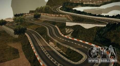 Mappack v1.3 by Naka for GTA San Andreas second screenshot