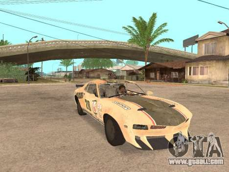AMC Javelin AMX for GTA San Andreas right view