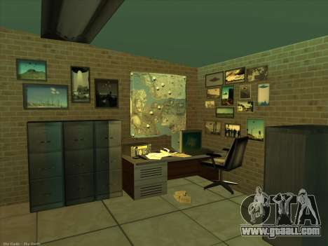 New textures for interior for GTA San Andreas fifth screenshot