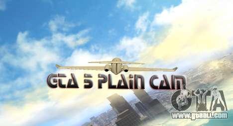 Plain Cam for GTA San Andreas fifth screenshot