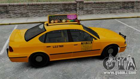 Real advertising on taxis and buses for GTA 4 sixth screenshot