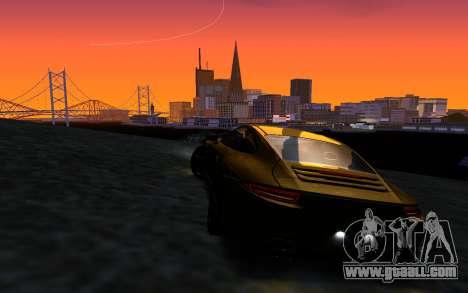ENBSeries v3 for GTA San Andreas sixth screenshot