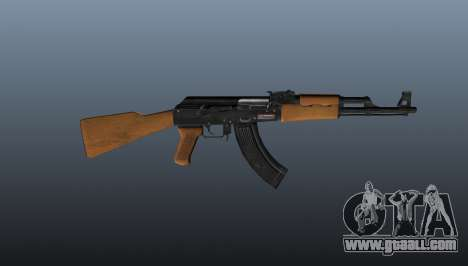 AK-47 for GTA 4 third screenshot