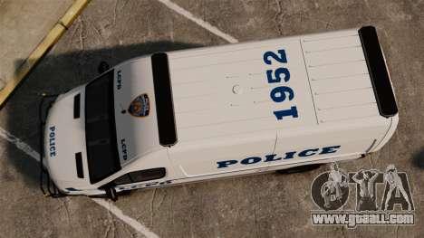 Mercedes-Benz Sprinter 2500 Prisoner Transport for GTA 4 right view