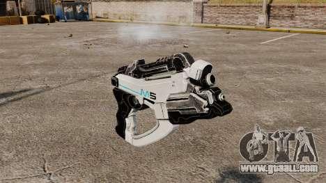 Gun Mass Effect v1 for GTA 4