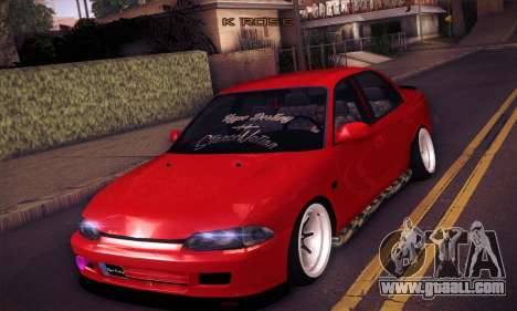 Proton Wira Hype for GTA San Andreas