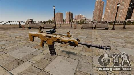 SMALL BUSINESS SERVER 5.56 assault rifle for GTA 4