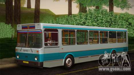 LIAZ 5256.00 Skins Pack 4 for GTA San Andreas right view