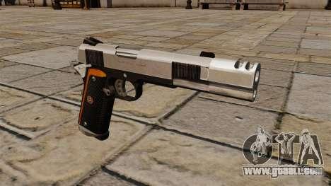 Colt 1911 Custom gun for GTA 4