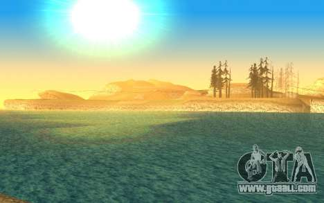 Timecyc v2.0 for GTA San Andreas forth screenshot