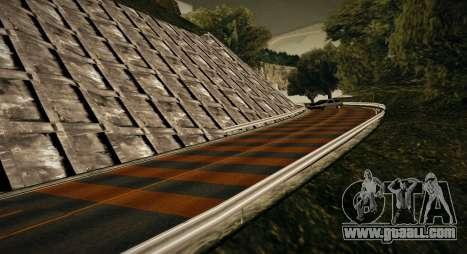 Mappack v1.3 by Naka for GTA San Andreas forth screenshot