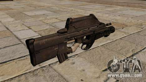 FN F2000 Assault Rifle for GTA 4 second screenshot