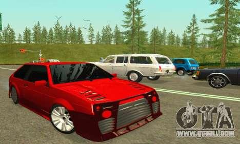 VAZ 2108 Aarr Style for GTA San Andreas