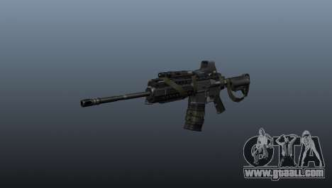 M4 Carbine Sopmod SIRS for GTA 4