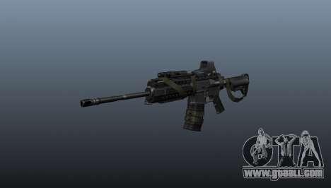 M4 Carbine Sopmod SIRS for GTA 4